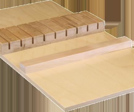 knife block drawer insert