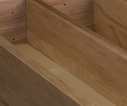 Custom Drawer Box Dividers
