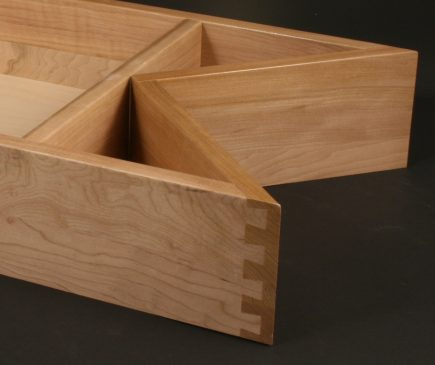 Corner Drawer Boxes
