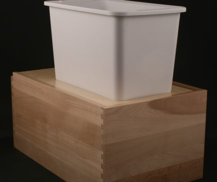 Trash Can Drawer Boxes